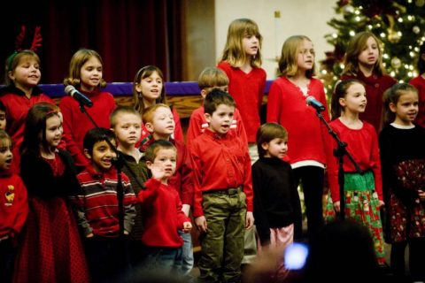 children's christmas musicals